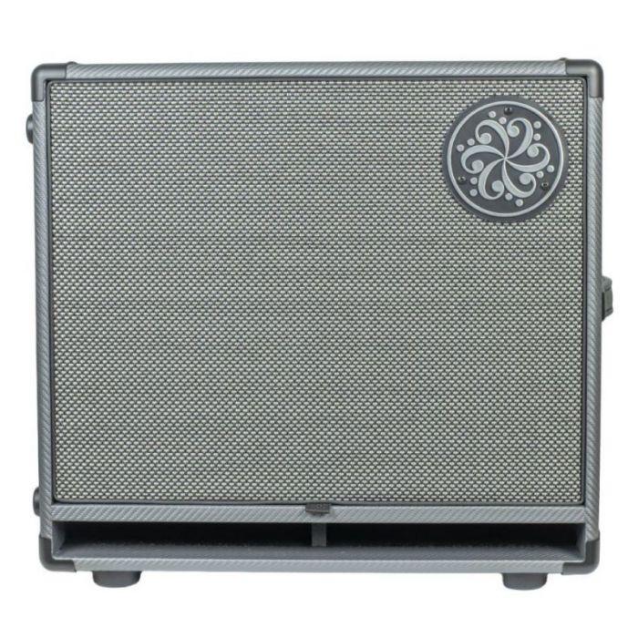 Full frontal view of a Darkglass Electronics D112N Lightweight 112 Bass Cabinet