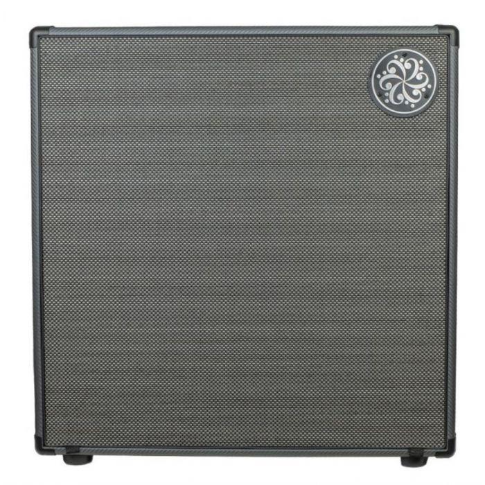 Full frontal view of a Darkglass Electronics D410N Lightweight 410 Bass Cabinet