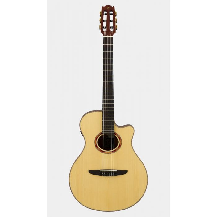 Yamaha NTX5 Electro Classical Guitar Front View