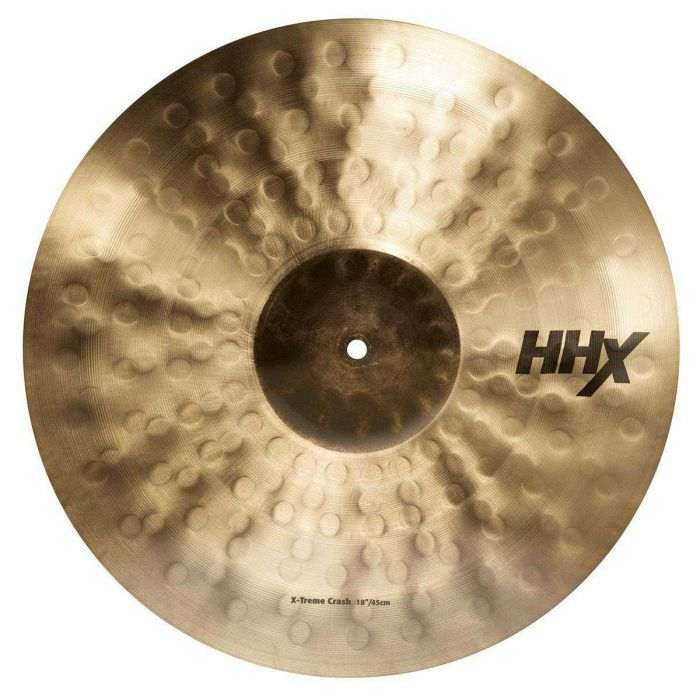 Sabian HHX 18 Inch X-Treme Crash Cymbal Top