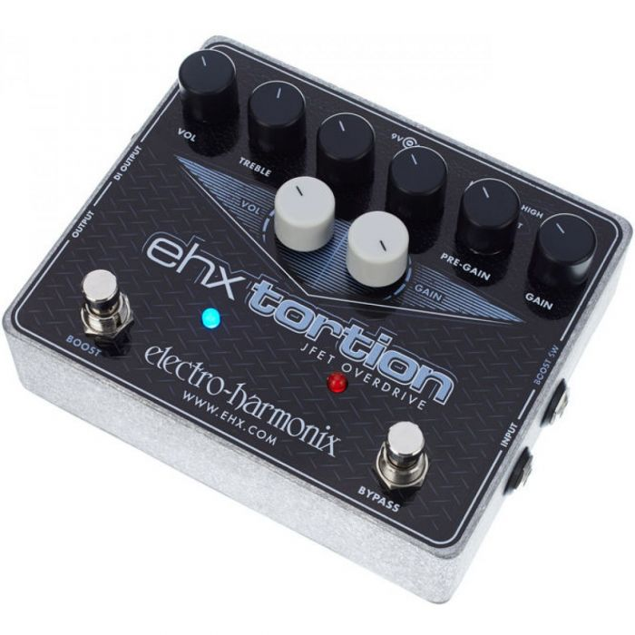 Angled View of EHX Tortion