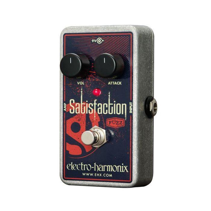 Electro-Harmonix Satisfaction Fuzz Pedal