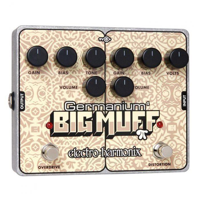 Electro-Harmonix Germanium 4 Big Muff Pi Distortion and Overdrive Pedal