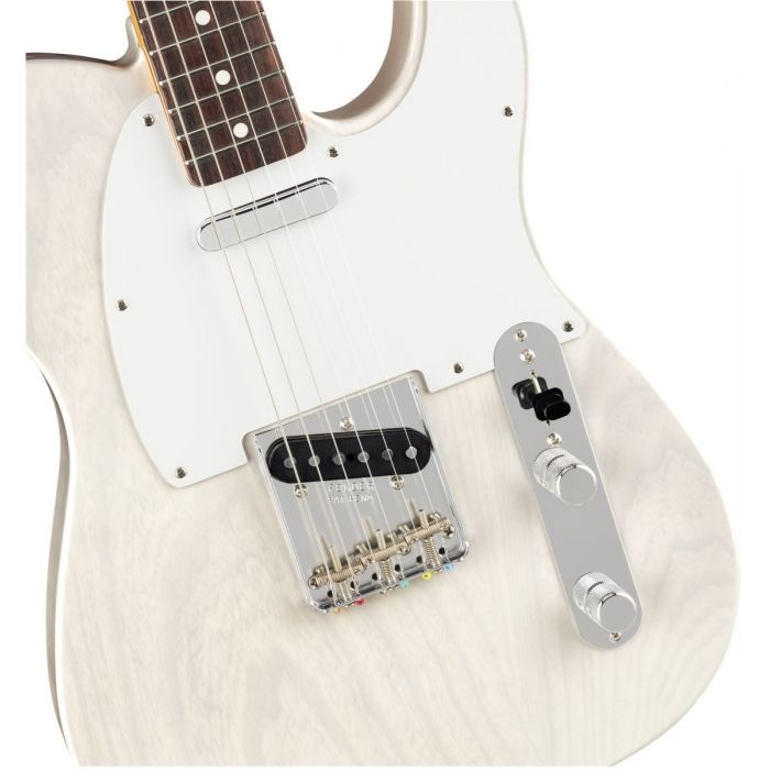 Fender Jimmy Page Mirror Telecaster Body Detail
