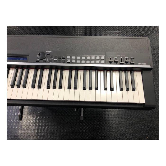 right hand octaves of yamaha piano