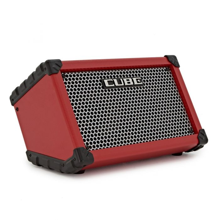 Roland Cube Street Battery Guitar Amplifier  Angled Front