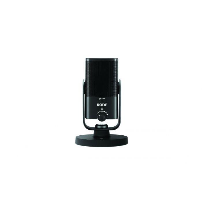 Rode NT-USB Mini USB Microphone Front