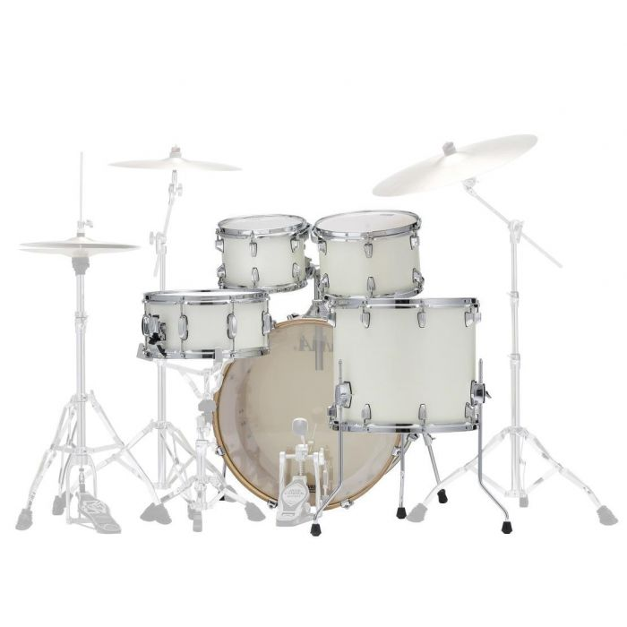 Rear View of Tama Superstar Classic 5pc Shell Pack