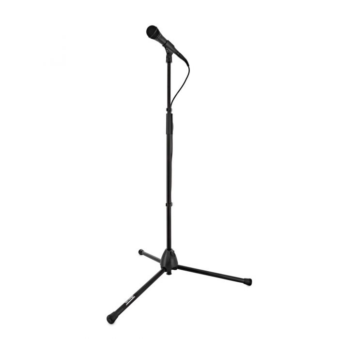 Shure PGA58 with Microphone Stand