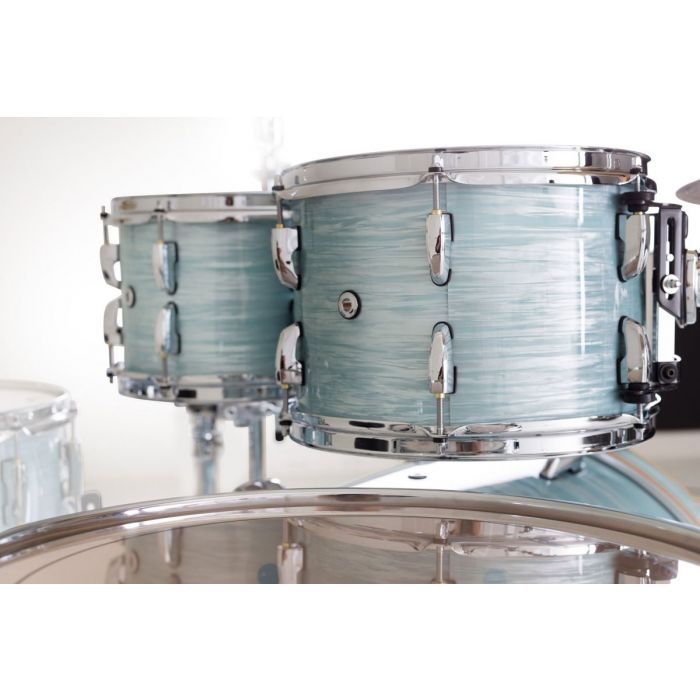 Pearl Masters Maple Complete Shell Detail