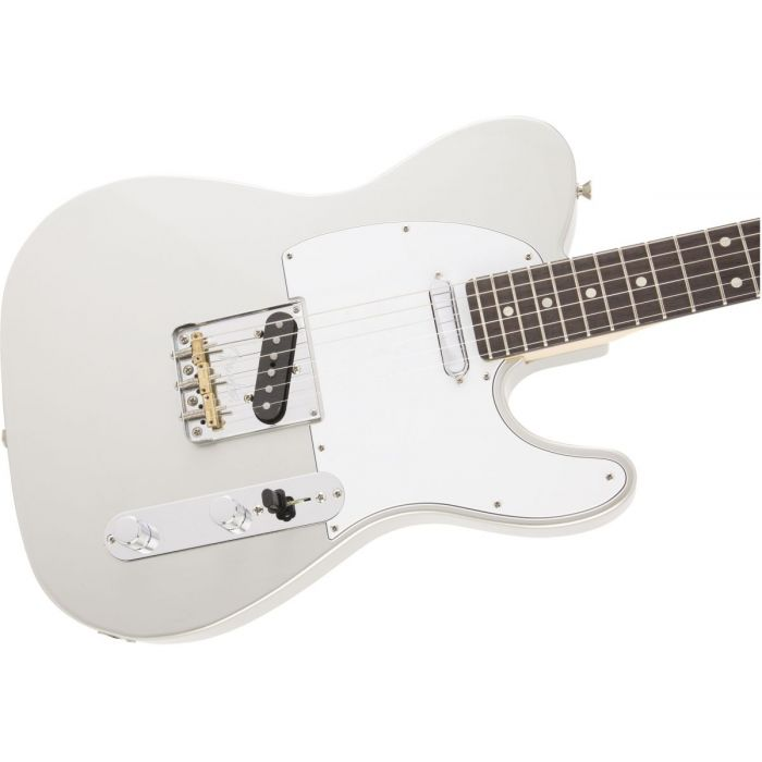 Fender Made in Japan Ltd Collection Tele Inca Silver Body