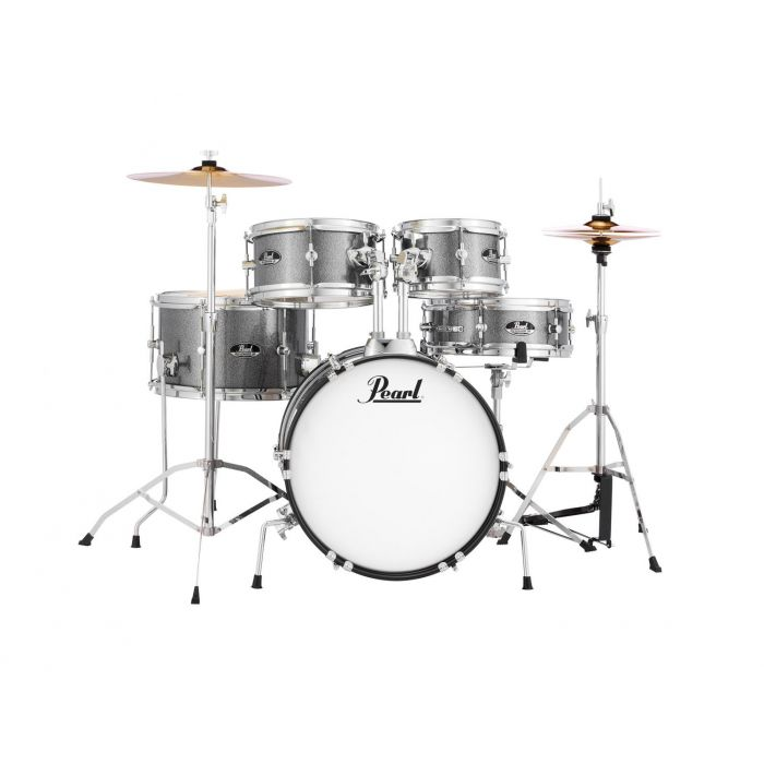 Pearl Roadshow Jr. Kids Drum Kit Grindstone Sparkle