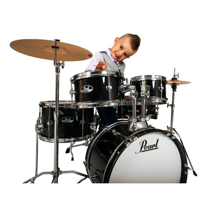 Pearl Roadshow Junior Drum Set for Children