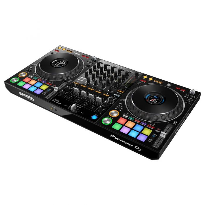 Pioneer DJ DDJ-1000SRT Top Angled View