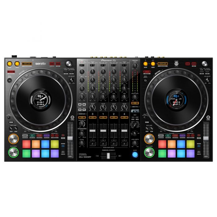 Pioneer DJ DDJ-1000SRT Top View