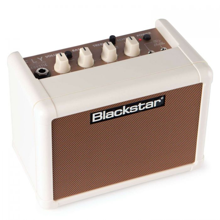 Another Angled View of Blackstar Fly 3 Acoustic Amplifier