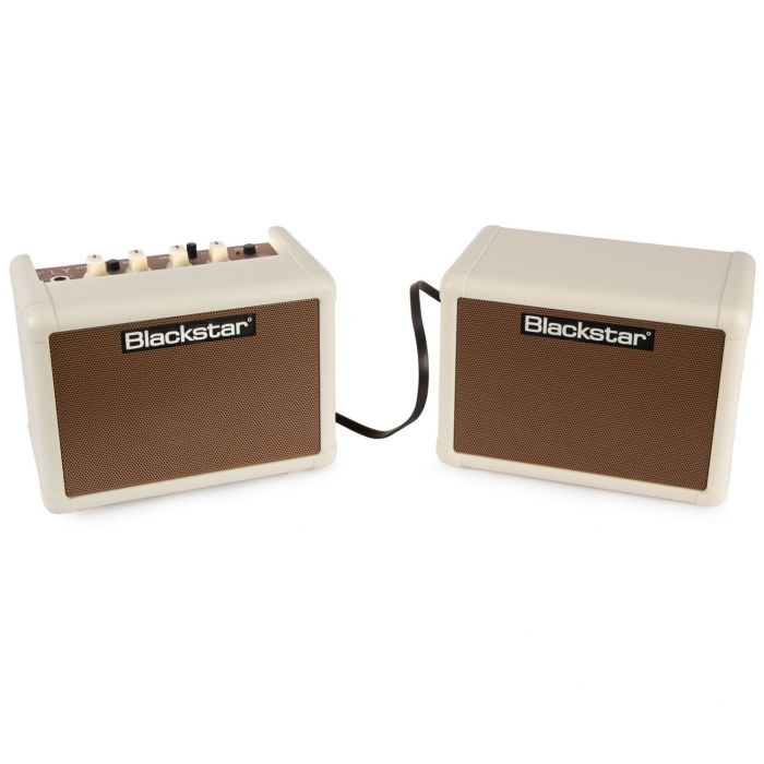 Blackstar Fly-Pack Acoustic Amplifier and Extension Speaker Cabinet