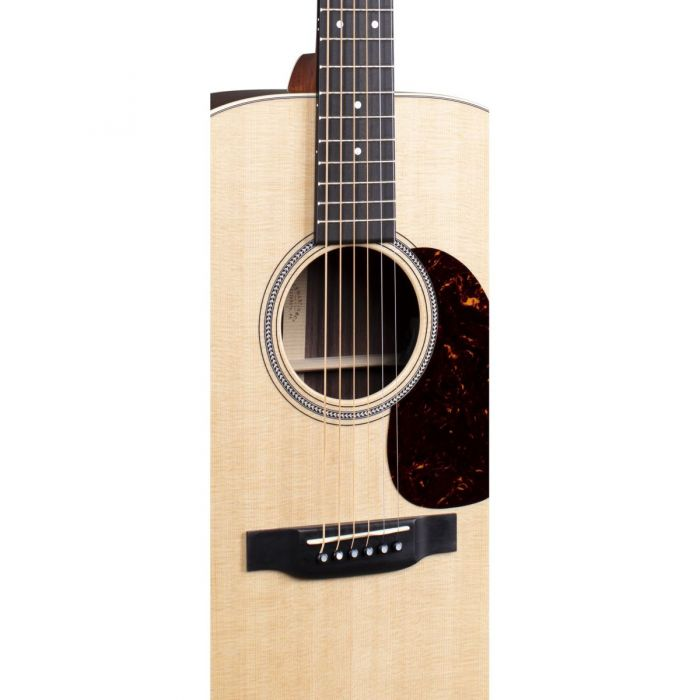 Martin D16E Rosewood Electro Acoustic Body View
