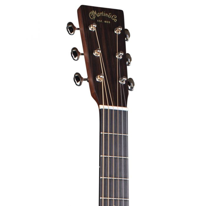 Martin D16E Rosewood Electro Acoustic Neck and Headstock