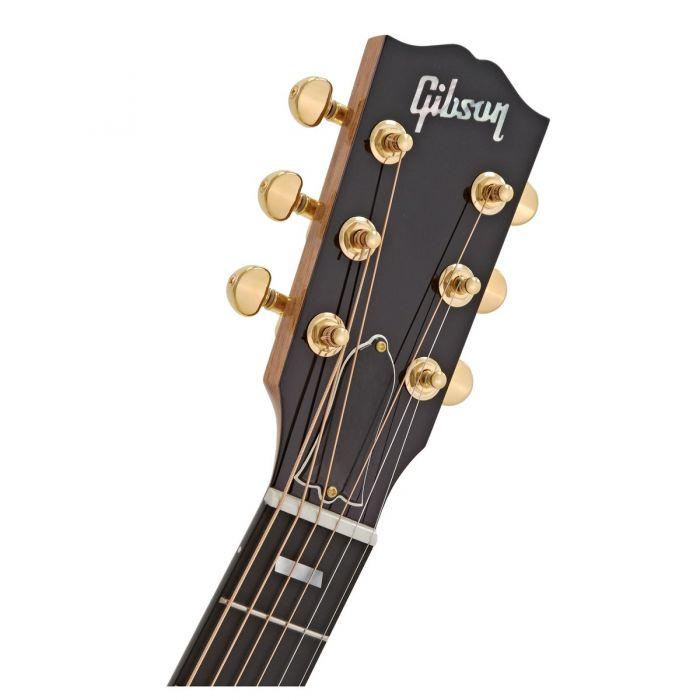 Gibson Hummingbird M Rosewood Burst Headstock