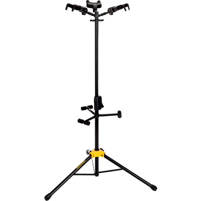 Hercules GS432BPLUS AGS Tri Guitar Stand Stood up