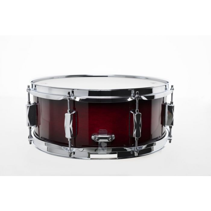 Pearl Decade Maple Snare Drum Side View