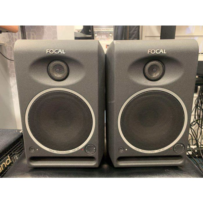 B Stock Focal CMS50 Active Monitors Pair Front