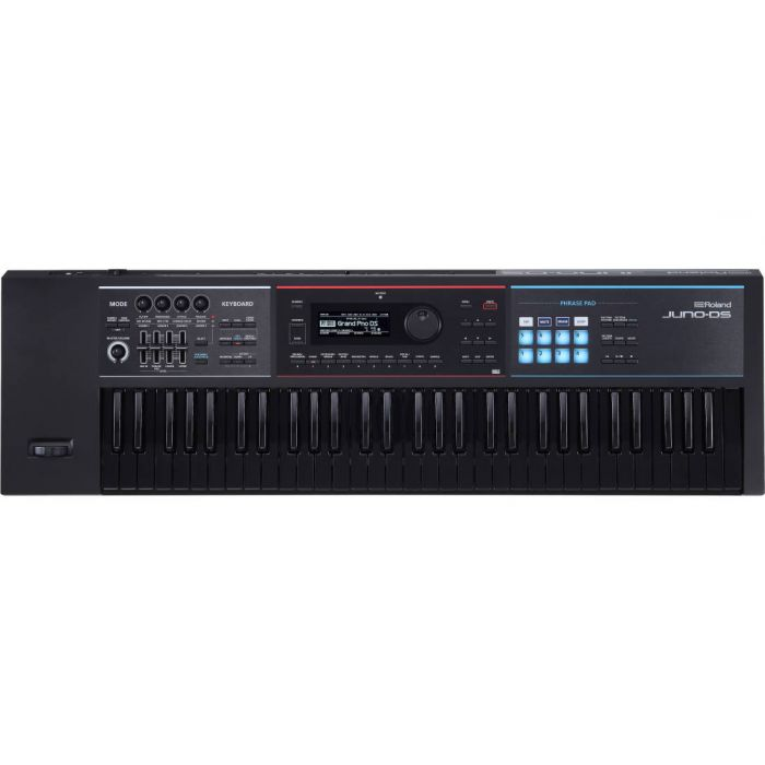 Roland Juno DS61 Limited Edition All Black Synthesizer