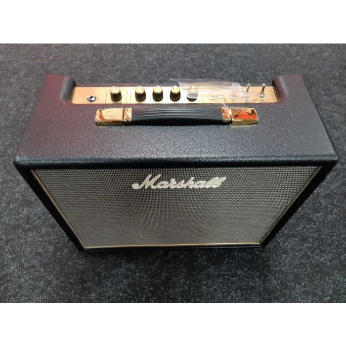 Top View of B-Stock Marshall Origin5 Combo Guitar Amplifier