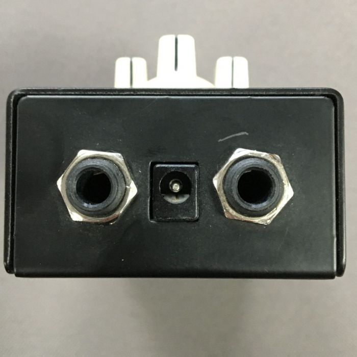 B-Stock Dr. Green Black Death Distortion Pedal Connections