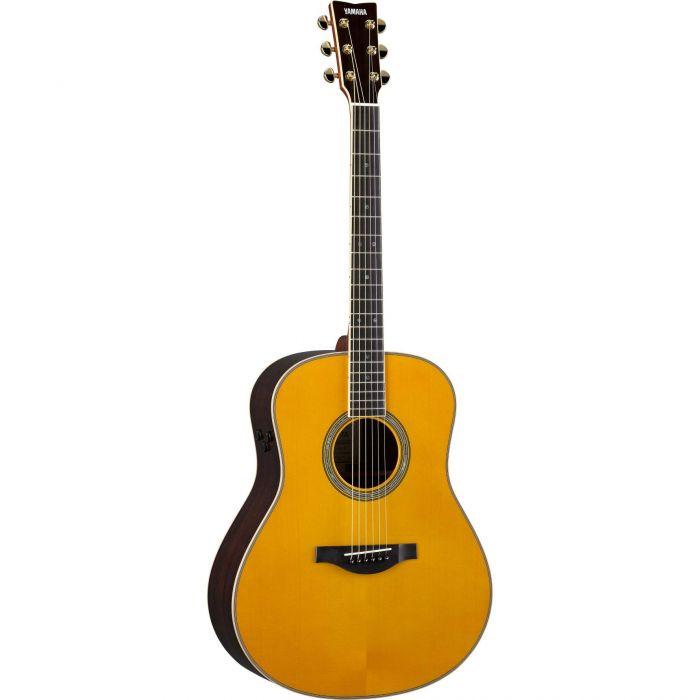 Yamaha LL-TA TransAcoustic Guitar in Natural Finish