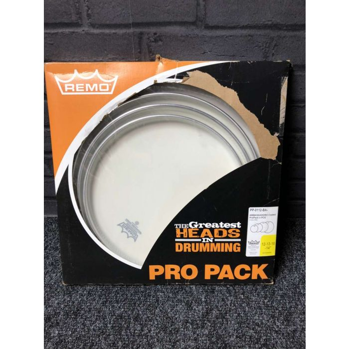 B-Stock Remo ProPack Drum Heads