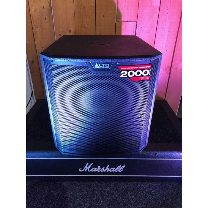 B-Stock Alto TS315S Active Subwoofer
