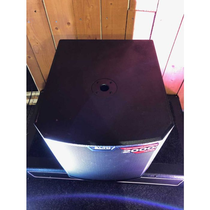 Top Of B-Stock Alto TS315S Active Subwoofer