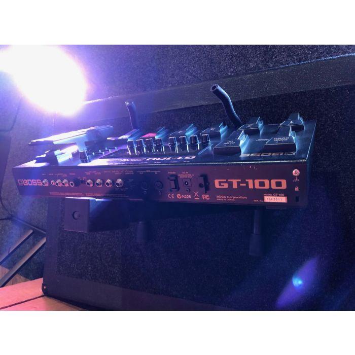 B-Stock Boss GT-100 Multi-Effects Pedal Rear