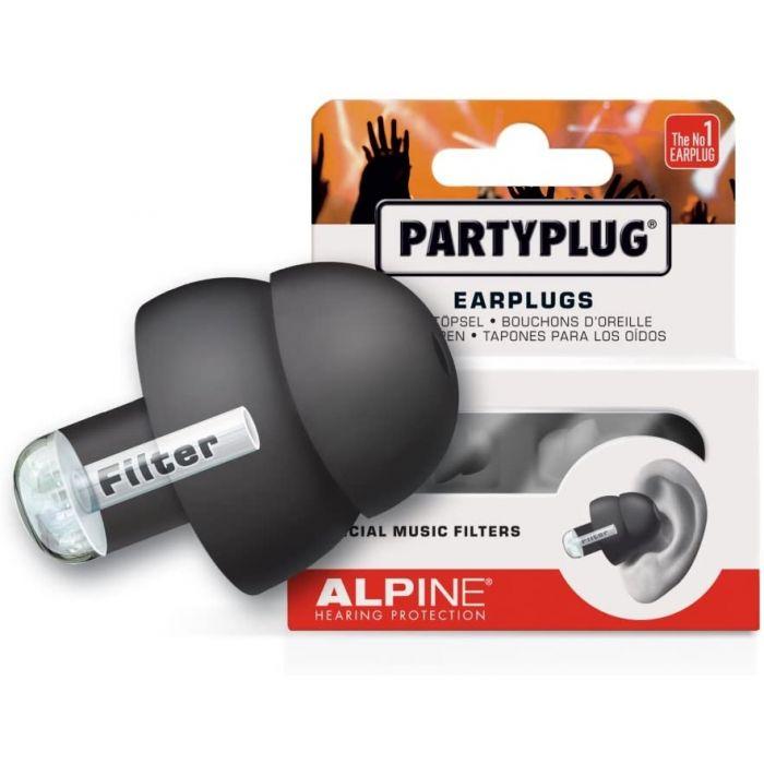 Alpine PartyPlug Earplugs Close Up