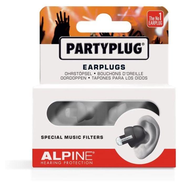 Alpine PartyPlug Earplugs Packaging