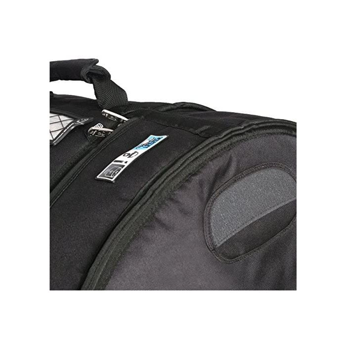 Protection Racket Bass Drum Case with Waterproof Zips