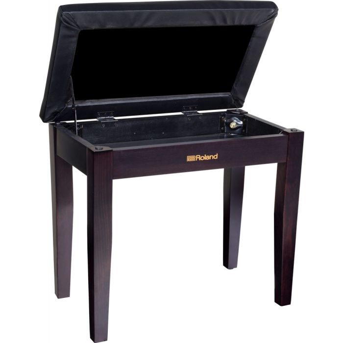 Roland Piano Bench with Open Storage Compartment