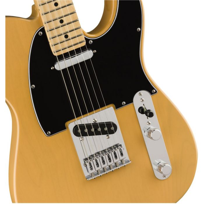 Fender Limited Edition Player Telecaster Body Image
