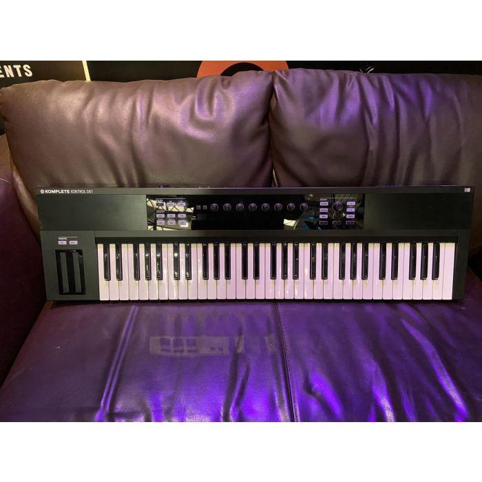 B-Stock Native Instruments Komplete Kontrol S61 MIDI Keyboard