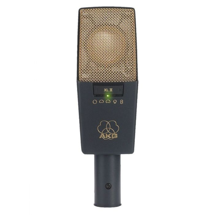 Front view of a AKG C414 XL2 Condenser Microphone