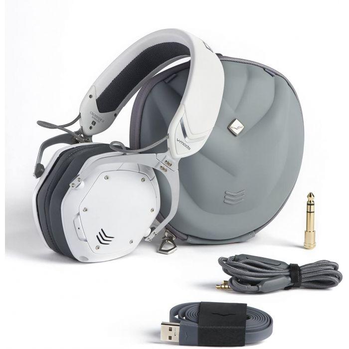 V-Moda Crossfade 2 Wireless Headphones with Accessories