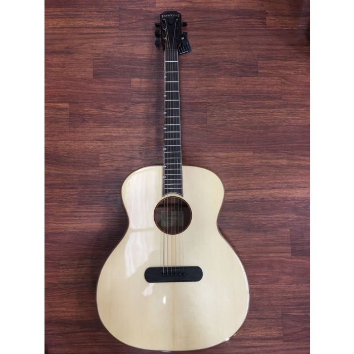 Eastcoast LIS-A FI Electro Acoustic Guitar Front View
