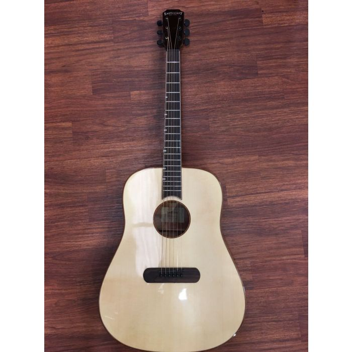 Eastcoast LIS-D FI Electro Acoustic Guitar Front View