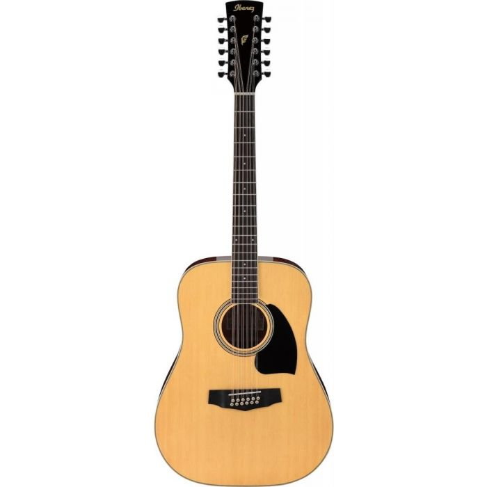 Ibanez PF1512-NT 12-String Acoustic Full front View