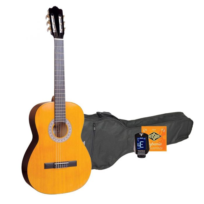 Encore Classical Guitar Starter Pack