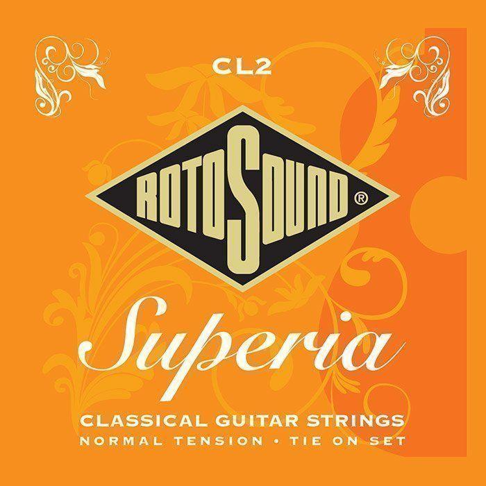 Rotosound Superia Classical Guitar Strings