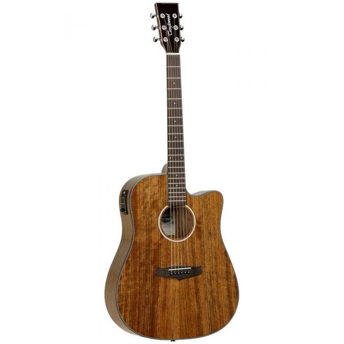 Tanglewood TW28CE X OV Dreadnought Guitar