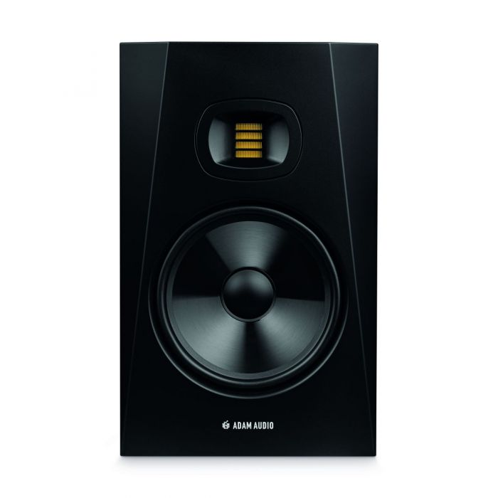 Front of Adam Audio T8V Studio Monitor